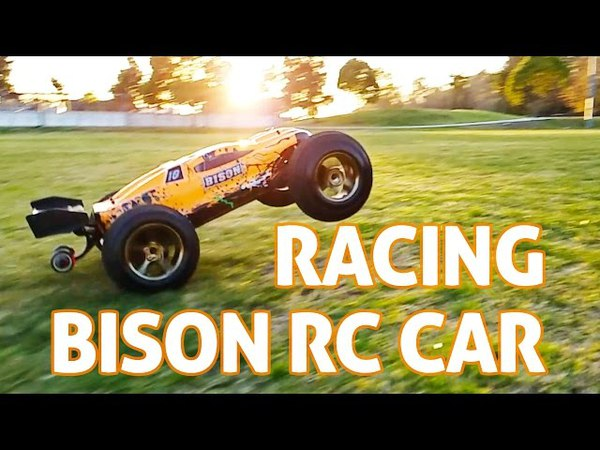 Very Fast 48 MPH RC Car!! Vkar Racing Bison REVIEW GIVEAWAY