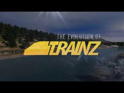 Evolution Of Trainz - Trainz A New Era to TRS19 (Official)