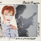 David Bowie альбом Scary Monsters (And Super Creeps)
