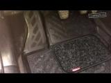 Всесезонные 3D автомобильные коврики в салон Toyota Corolla e120 (2003-2007) LUXMATS