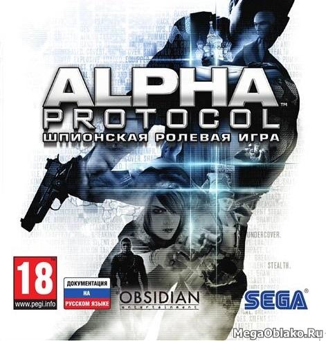 Alpha Protocol (2010) PC   Repack от xatab