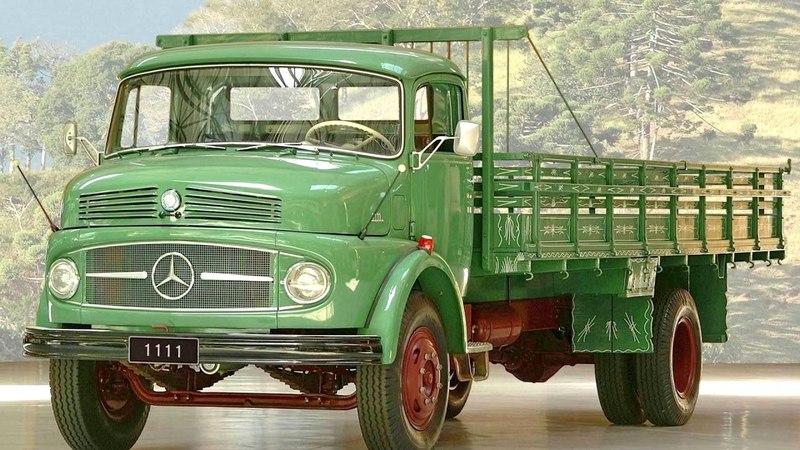 Mercedes Benz L 1111 BR spec Br 344 1968 69
