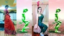 Dame Tu Cosita - Dance With Alien Green Alien Dance