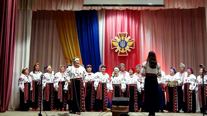 Концерт до дня Українського козацтва 2018