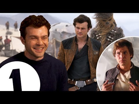 I wear Han Solo's jacket constantly! Star Wars newcomer Alden Ehrenreich on landing the epic role.