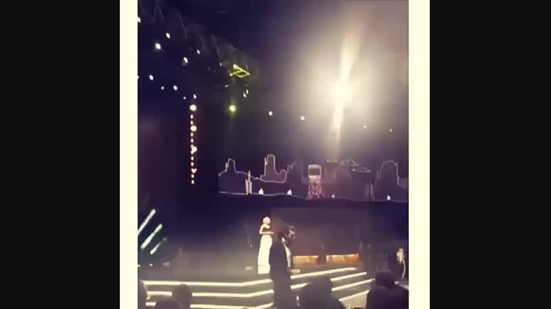 Видео4 Джан и Демет на церемонии GQ