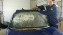 гараж Ветерок Замена лобового стекла ваз 2112 своими руками