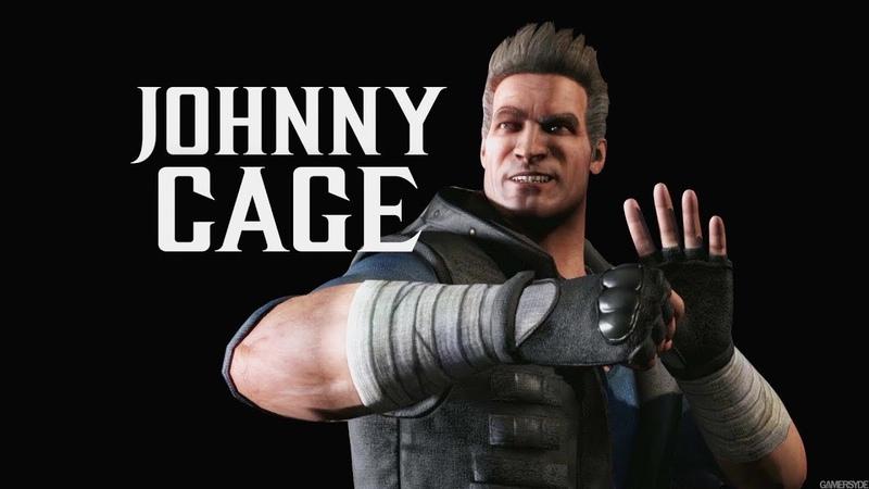 Mortal Kombat XL Глава 1 Джонни Кейдж Прохождение сюжета