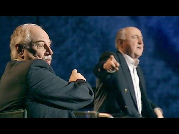 Линия жизни. Валерий Иванович Усков и Владимир Аркадьевич Краснопольский (2008)