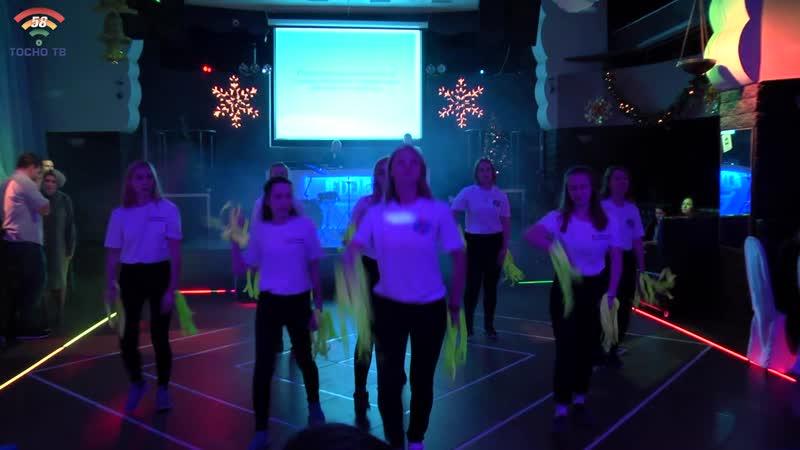 Традиционный районный новогодний молодежный бал состоялся 13 декабря в Тосненском ДК