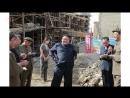 경애하는 최고령도자 김정은동지께서 삼지연군안의 건설장을 또다시 현지지도하시였다