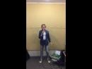 Стефания Климова - Гимн учителю слова и музыка Климова Стефания