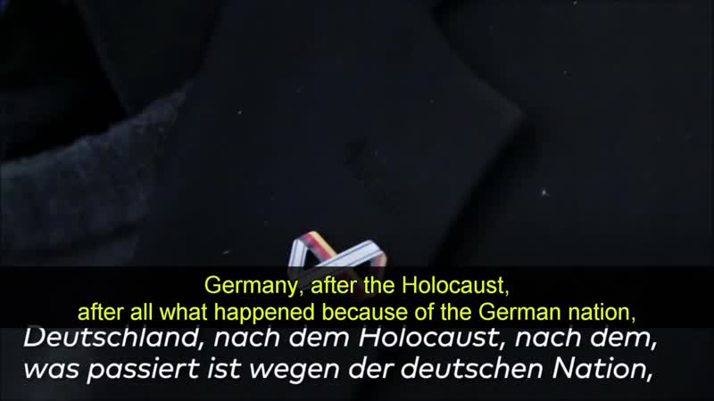 Filthy Jew Realized Migrants Are Anti Semitic And Got Scared AF
