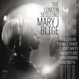 Mary J. Blige альбом The London Sessions