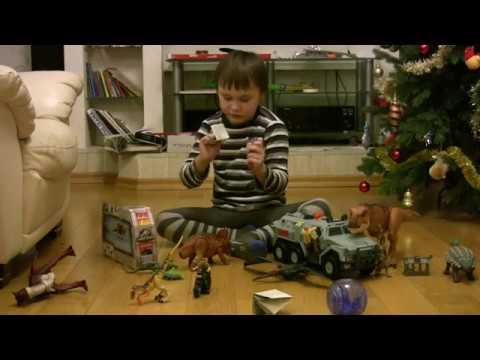 Jurassic World Toys 3
