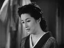 Японский фильм драма Портрет госпожи Юки 1950