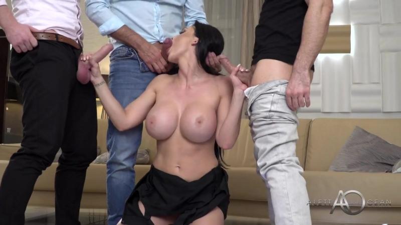 Aletta Ocean All Sex new hd porn Hardcore Blowjob DP TP anal fuck boobs ass booty порно секс
