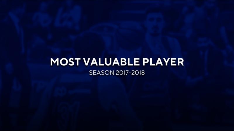 Нандо де Коло - MVP сезона 201718