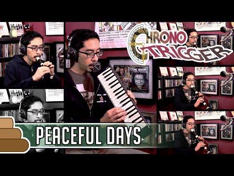 Yasunori Mitsuda - Peaceful Days [Chrono Trigger]