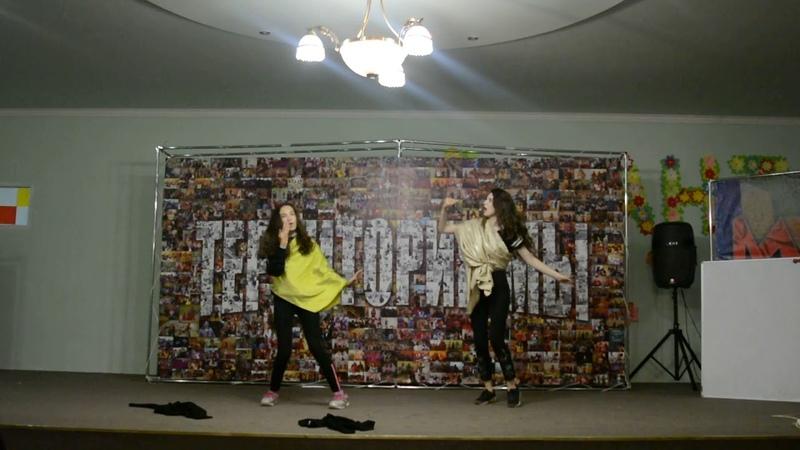 ТМ Танцы со звездами 2 Шарифуллина Маргарита и Сабирова Кадрия ЛЕТО 2018 6 я смена