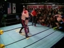 Blackjack Mulligan Jake Roberts vs Nikolai Volkoff Charlie Fulton MACW 11.25.81