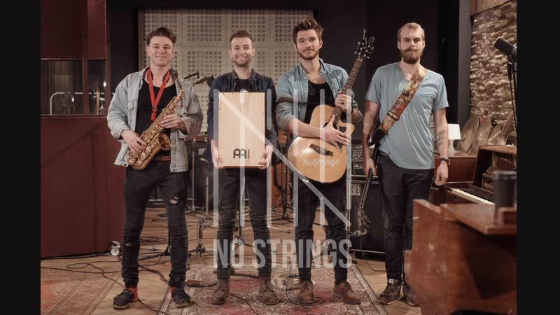 No Strings Cover Band (Костя Битеев) - Promo (2018)