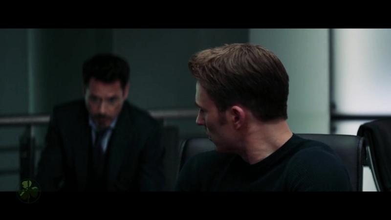 Тони/Стив/Баки - Мёртвая любовь