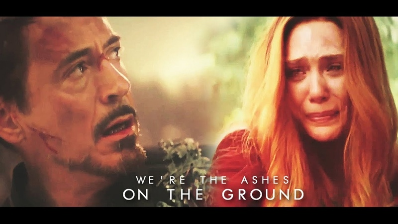 Infinity war || ashes on the ground [SPOILERS]