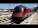 ÖBB railjet in München Hbf