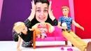Sevcan ile Barbie oyunları Steffie kayboluyor
