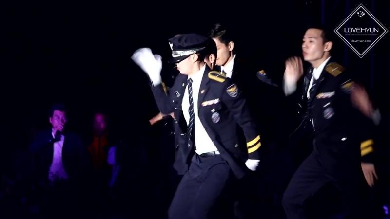 KimHyungJun SS501 - Dangerous
