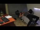 Мотивация вам пид*расы, мое видео спустя год, снимаю жим лежа, 1х85 кг.