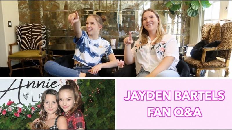 FAN QA: Would Jayden Bartels Collab With Annie LeBlanc?