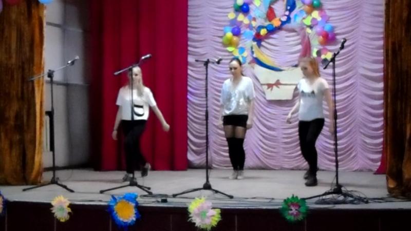 Танцевальный колектив Кендис танец Boom