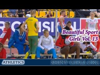 Beautys in Sports #Athletics Vol. 13