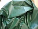 Искусственная кожа на трикотажной основе зеленая