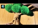 3D Ручка Дерево из пластика своими руками