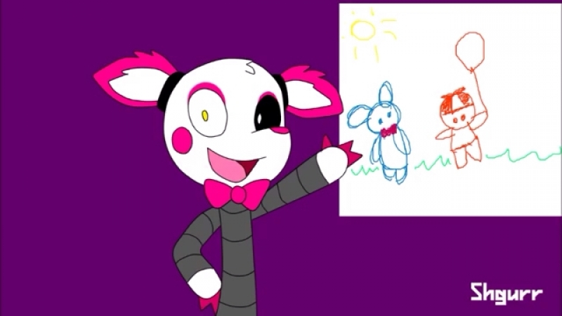 The Mangle - Mangle Song