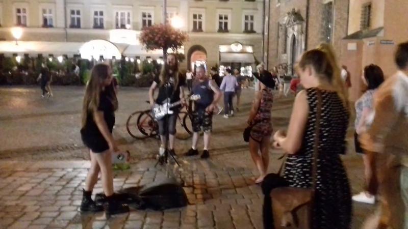 Sweden Family 911 Wrocław Radiohead for Rynek and Russia friends