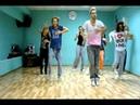 Stas Cranberry teachin Lady Gaga - Dance in the dark.avi