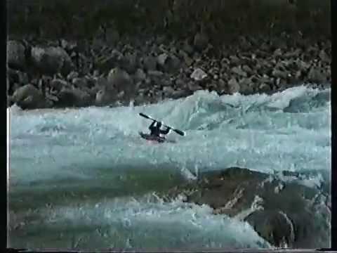 Sun Kosi White water river expedition 1994. Kayak in Nepal (long version)