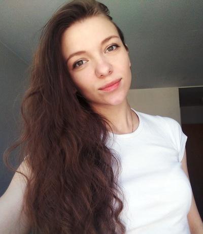 Анастасия Клестова