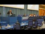 Выступление главы РОСКОСМОСА Дмитрия РОГОЗИНА на открытии сессии Комитета ООН по космосу