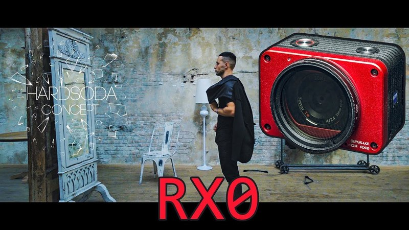 Sony RX0 FY-WG2 footage for Hardsoda Concept with Chung Dha transitions