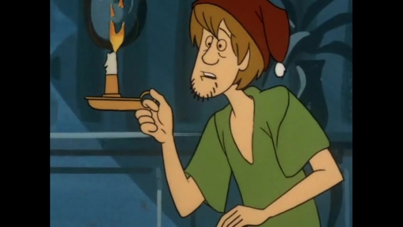The New Scooby Doo Movies S1 E5 - (Scooby Doo Meets Don Knotts) Guess Who's Knotts Coming For Dinner