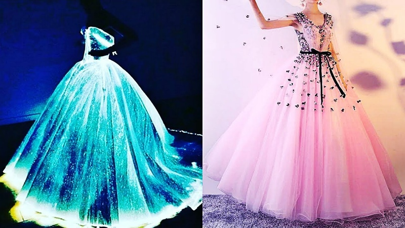 The most Beautiful Dresses in the world 2018 Fashion Fashionista