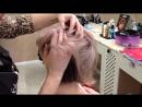 Окрашивание волос ДО и ПОСЛЕ. Запись по телефону 89832991466 окрашиваниеволоскрасноярсклюблюсвоюработуокрашиваниекрасноярск❤