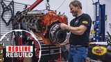 Chevy big block 396 TIME-LAPSE engine rebuild Redline Rebuilds - S3E2