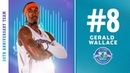 8 - Gerald Wallace Hornets 30th Anniversary Team