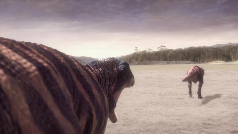 Планета динозавров.Эпизод 1.Затерянный мир